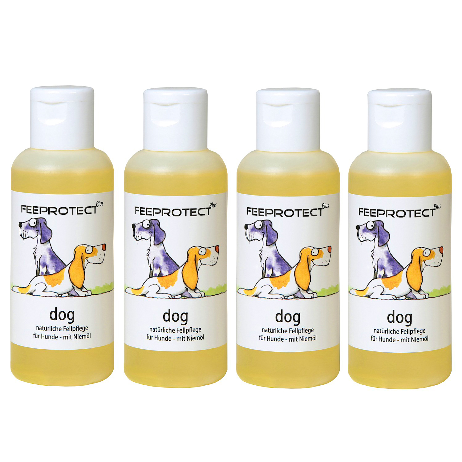 Feeprotect ® dog plus Fellpflege mit Niemöl