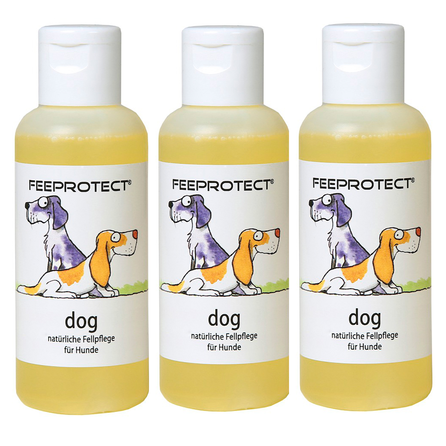 Feeprotect ® dog Fellpflege
