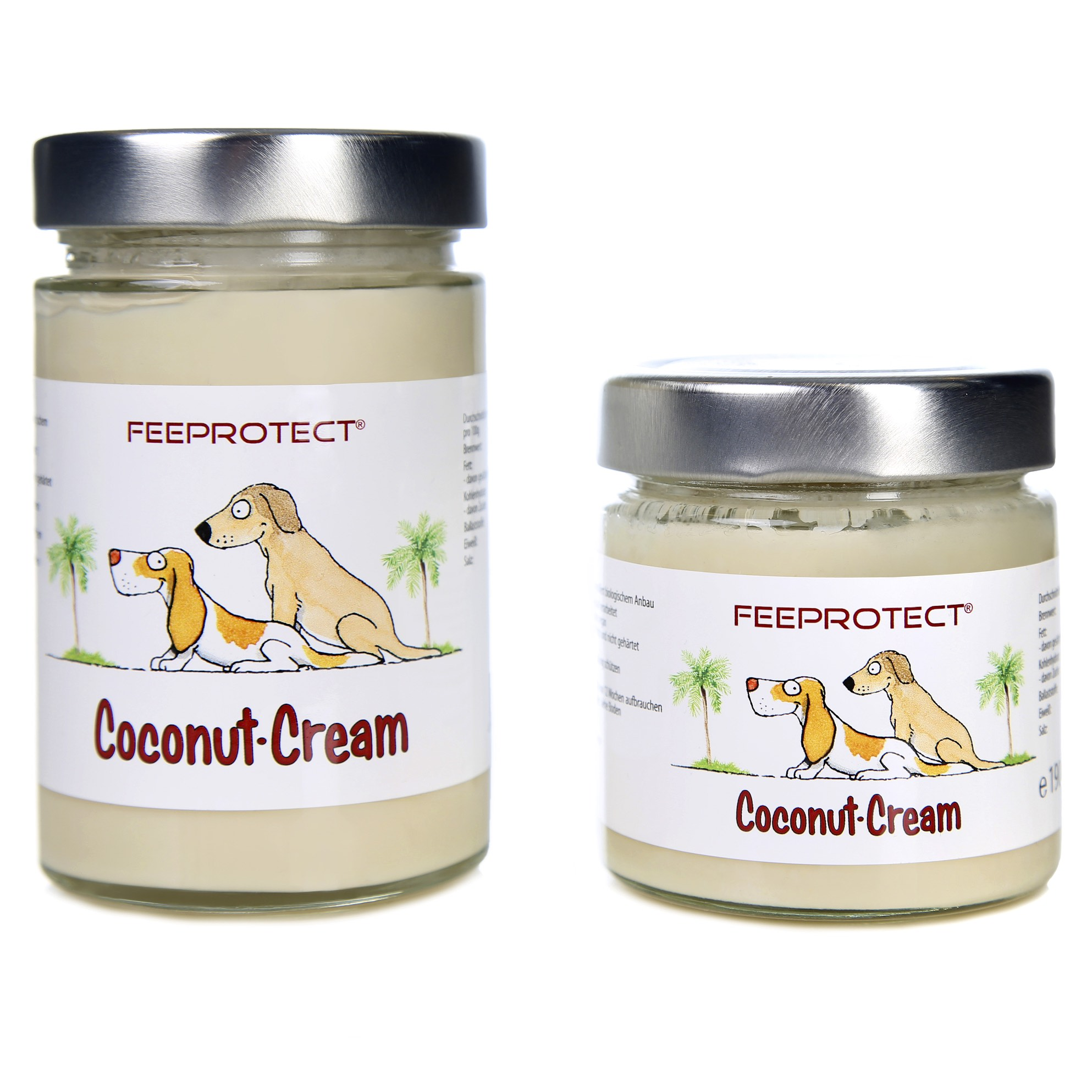 Feeprotect ® Coconut-Cream 190g