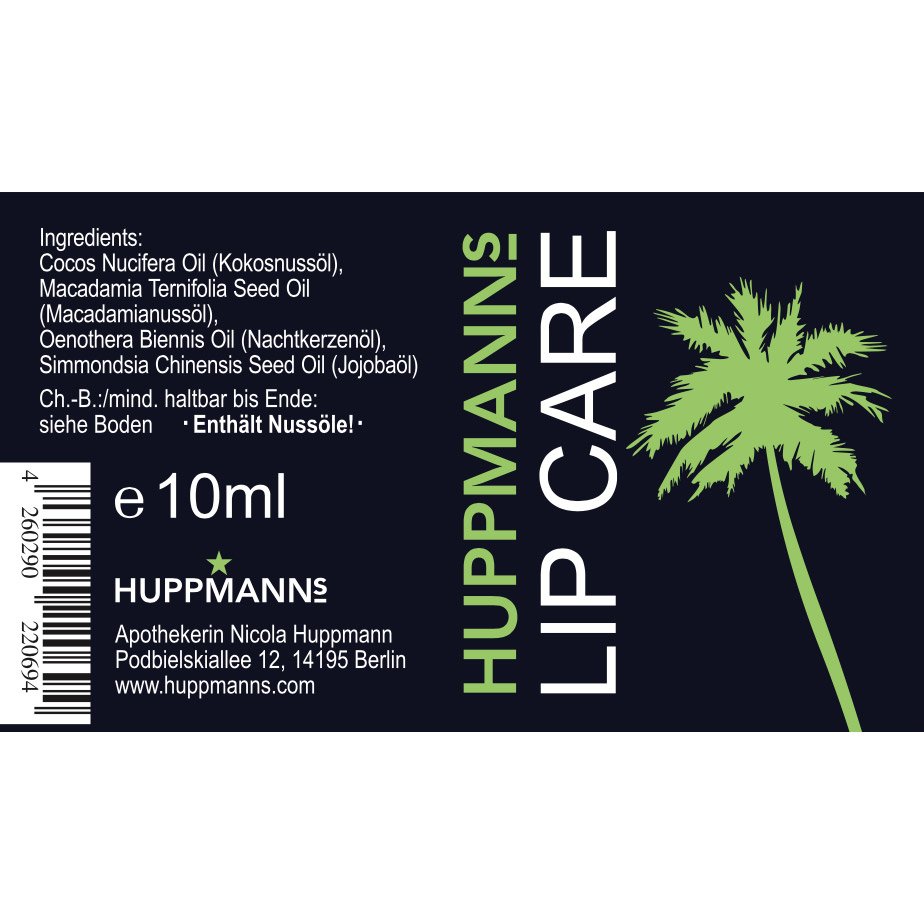Huppmanns LIPP CARE Lippenöl