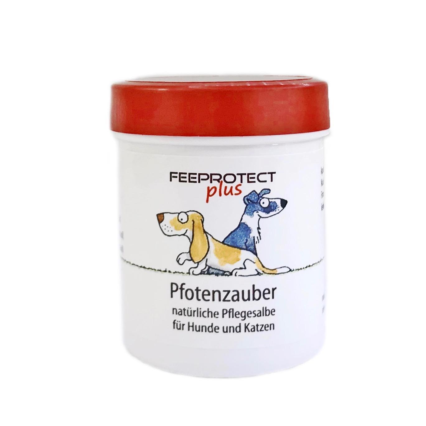 Feeprotect ® Pfotenzauber-Salbe mit Niemöl