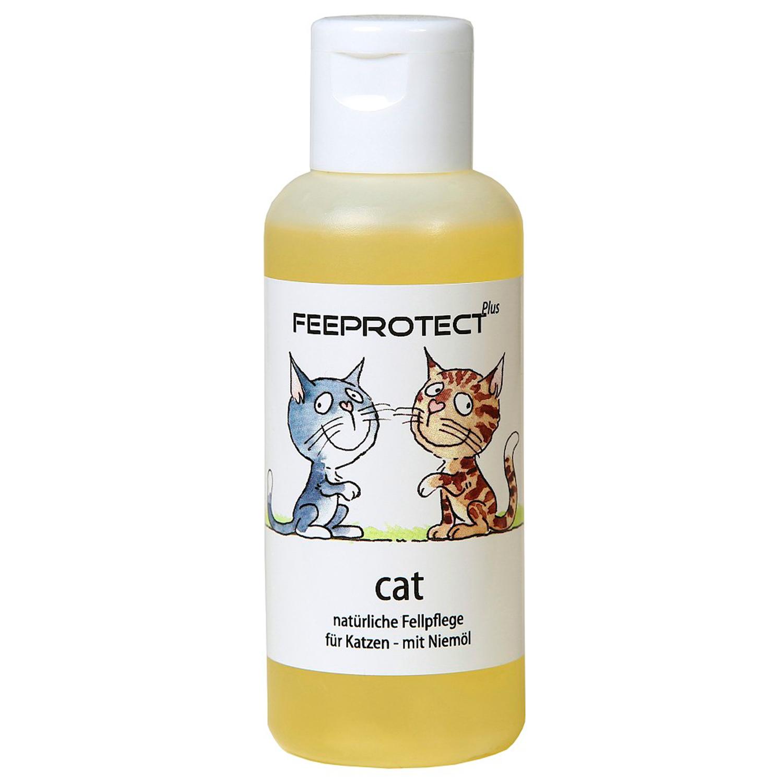 Feeprotect Spotty gegen Zecken und Feeprotect cat plus Fellpflege