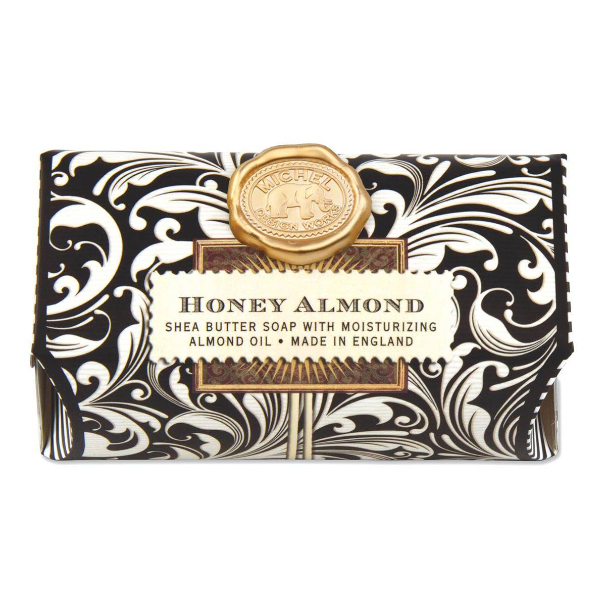 Honey Almond Seifenstück