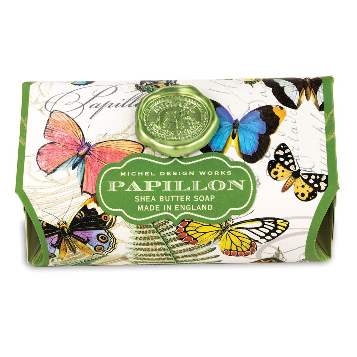 Papillon Seifenstück