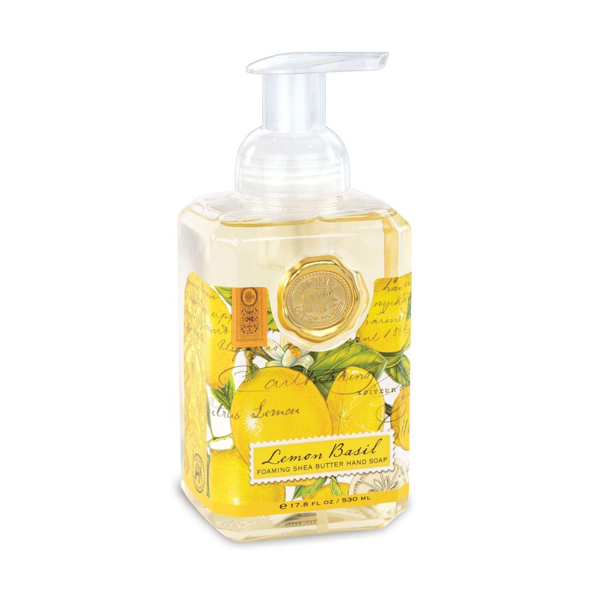 Lemon Basil Seifenschaumspender