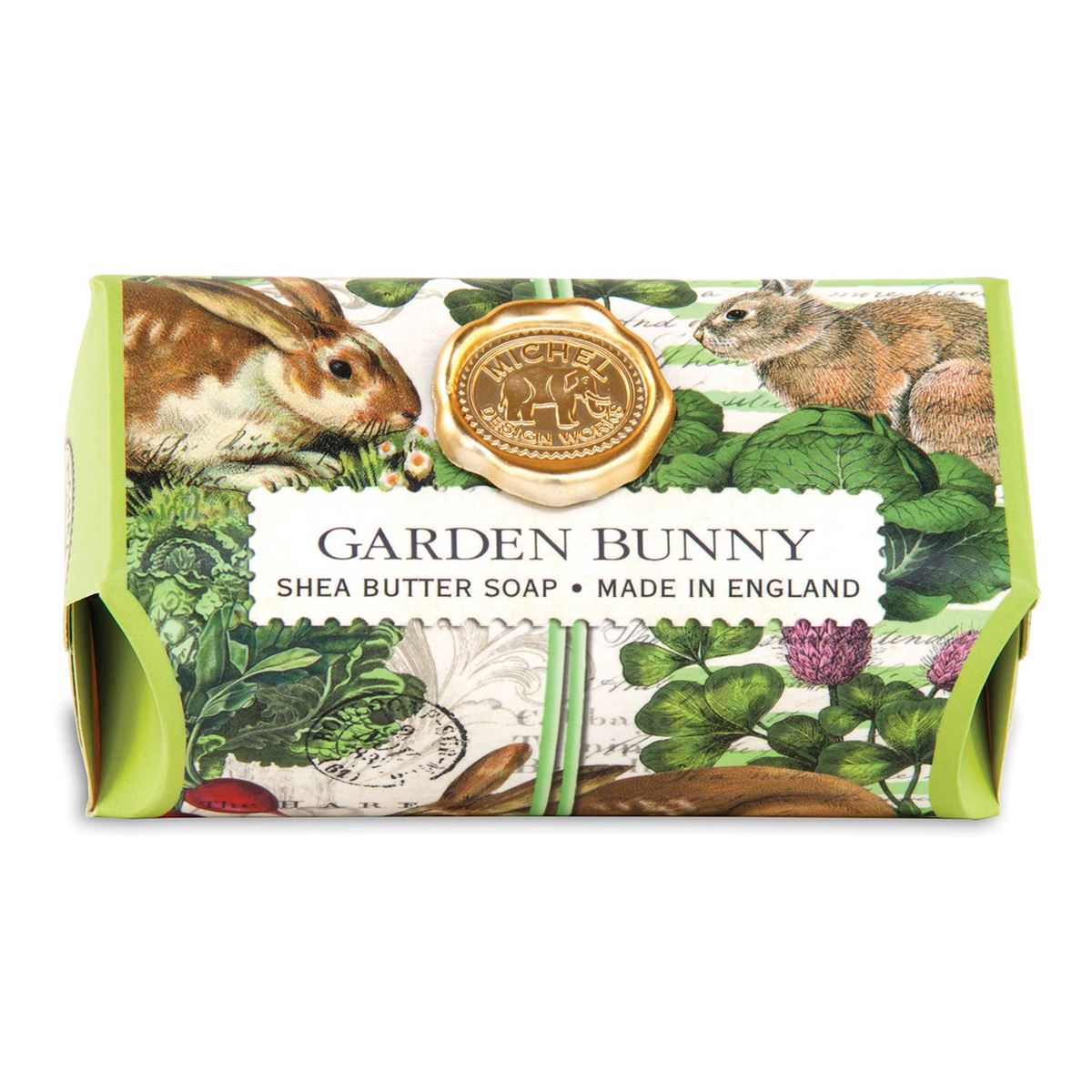 Garden Bunny Seifenstück