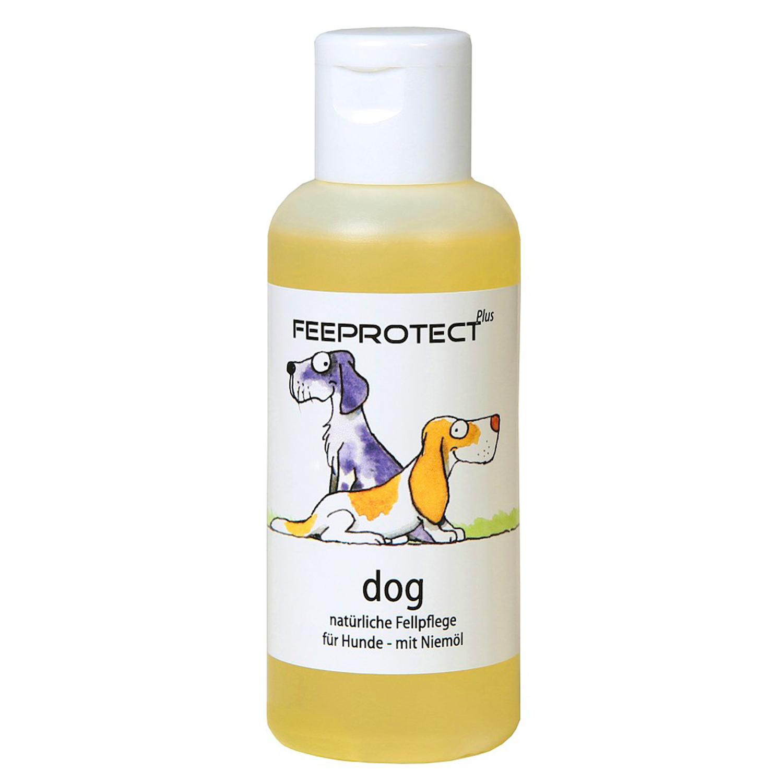 Feeprotect Spotty forte gegen Zecken und Feeprotect dog plus Fellpflege