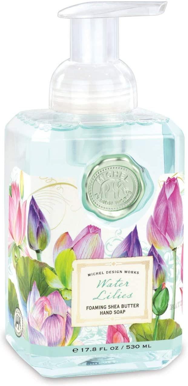 Water Lilies Seifenschaum