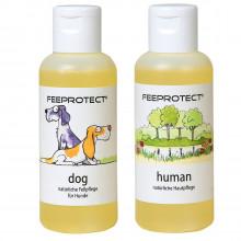 Feeprotect ® dog Fellpflege und human Hautpflege