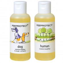 Feeprotect ® dog plus Fellpflege und human Hautpflege
