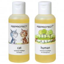 Feeprotect ® cat Fellpflege und human Eukalyptus Hautpflege