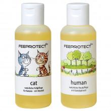 Feeprotect ® cat plus Fell- und human Eukalyptus Hautpflege