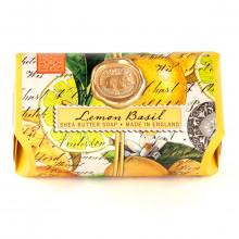 Lemon Basil Seifenstück